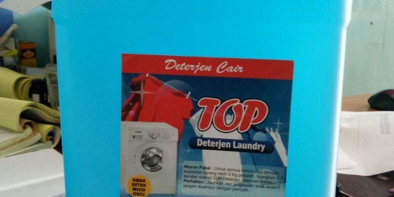 deterjen laundry - pewangi laundry - parfum laundry