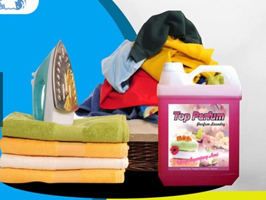 Parfum Laundry di Pasaran