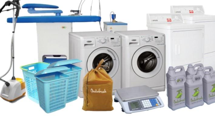 Peralatan Penunjang Usaha Laundry Menguntungkan yang Wajib Diketahui